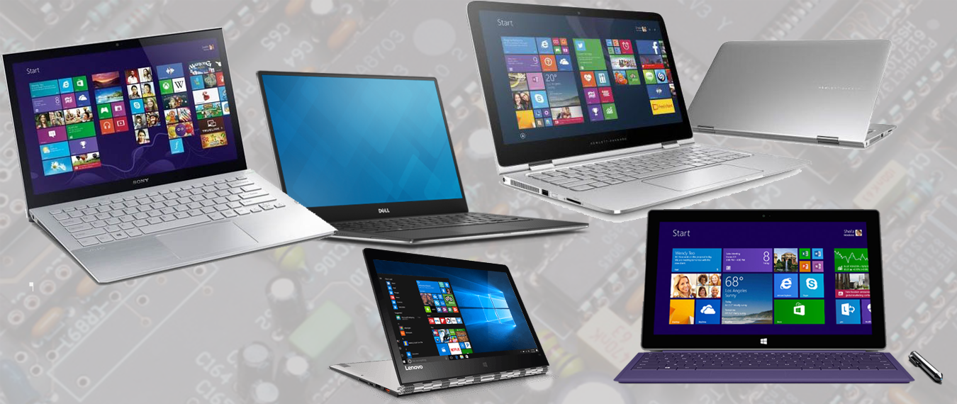 High Configuration Laptops